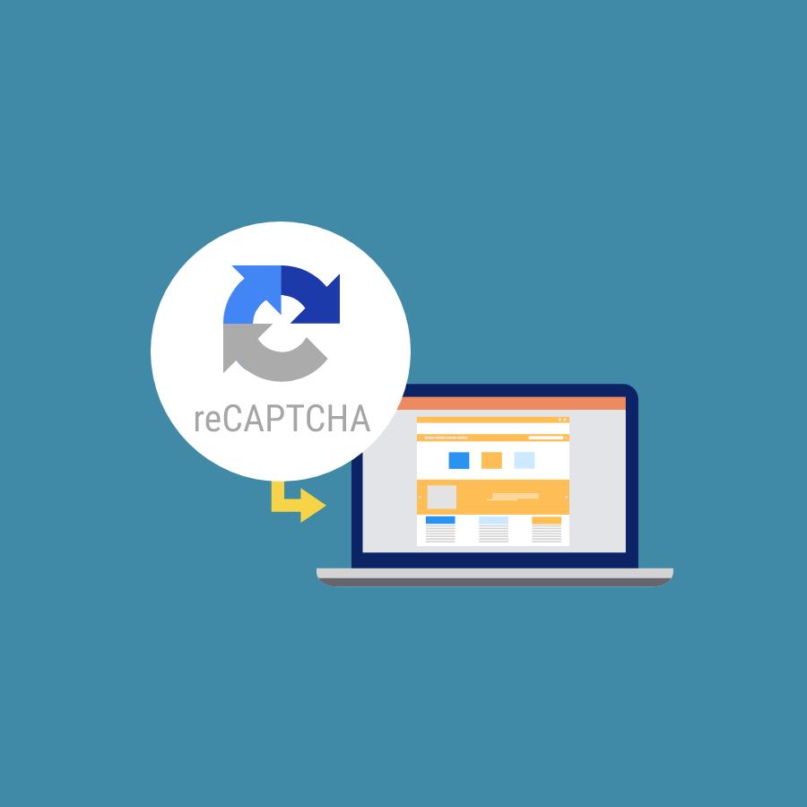 Google reCaptchaの設定方法