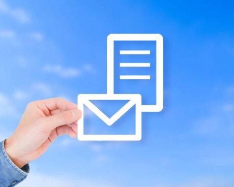 メールとデータ