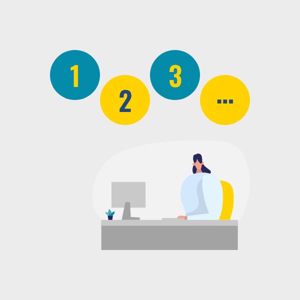 受付番号を自動的に割り当て、表示させる「ReceptionNumber」プラグインをリリースしました。